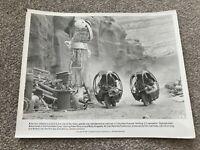 SPACEHUNTER : ADVENTURES IN THE FORBIDDEN  - PRESS STILL / GLOSSY PHOTO (1983)