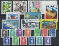 BG142563/ MAYOTTE – Y&T # 32 / 51 - PA1 / PA2 MINT MNH – COMPLETE YEAR 1997