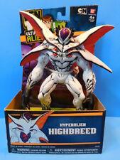 """Ben 10 Ultimate Alien Hyperalien HighBreed 7"""" Action figure New"""