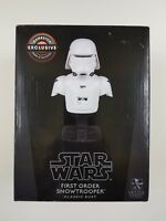 Star Wars First Order Snowtrooper Classic Bust Gentle Giant