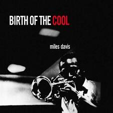 MILES DAVIS - BIRTH OF THE COOL -  LP - UK IMPORT - GERRY MULLIGAN