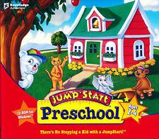 JumpStart Preschool PC Letters Numbers Shapes Colors Music Phonics Jump Start