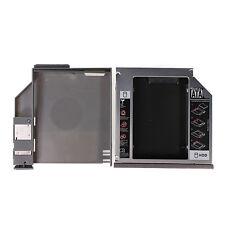 SATA 2nd Hard Drive Caddy Bay For DELL D600 D610 D620 D630 D800 D810 D820 D830