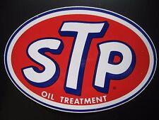 NOS Large Vintage STP NASCAR Richard Petty 43 Racing Studebaker Decal Sticker