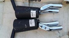 NEW OEM BRABUS exhaust Mercedes CLS W219