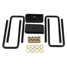 "1"" Rear Leveling Lift Kit Fit for 2007-2019 Chevy Silverado Sierra Aluminum"