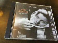 THE SMITHS - SINGLES - GREATEST HITS CD - PANIC / THIS CHARMING MAN / ASK +