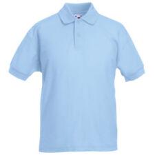 T-shirts, hauts et chemises bleu manches courtes pour fille de 14 à 15 ans