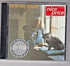 Carol King Tapestry CD Holland Import. Used