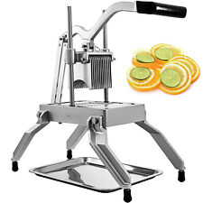 Commercial Onion Slicer With 14 Blades Potato Heavy Duty Cut Onion Cutter