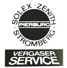 Vergaser Überholung Reparatur Solex Pierburg Stromberg Zenith KOSTENVORANSCHLAG