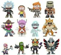 Funko Rick and Morty Series 2 Mystery Minis - One Mystery Mini Figure