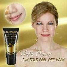 Youth Power 24K Gold Peel-Off Mask Collagen Peel-off Facial Mask Tighten Pores