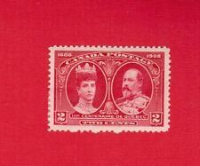 1908   #  98 *  VFH  TIMBRE  CANADA  STAMP  QUEBEC TRICENTENARY