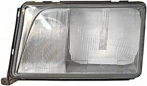 HELLA Mercedes E Class W124 1993-1998 Headlight Lens Right