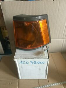 Indicator Front Left VERALUX Fiat 127 IV Fourth Series Unified Fiorino
