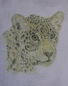 Jaguar Big Cat T-Shirt or Sweatshirt Children and Adult Sizes
