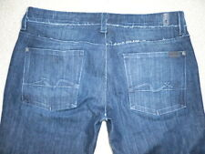 FOR ALL MANKIND BOOTCUT JEANS - 31 X 33  MADE IN ITALY NWOT