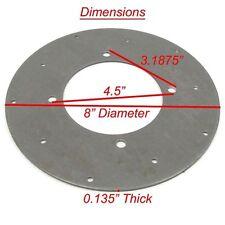 """OEM 8"""" Diameter Arctic Cat Disc Brake Rotor w/ Bolts 1436-164"""