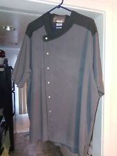 Lot Of 4 Short Sleeve Chef Coats 3Xl