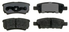 Disc Brake Pad Set-Ceramic Disc Brake Pad Rear ACDelco Advantage 14D1037CHF1