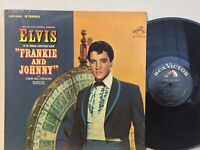 Elvis Presley Frankie And Johnny VG+ DEEP GROOVE 1st PRESS LSP 3553 BEAUTIFUL!