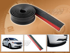 BUMPER LIP VALANCE RUBBER STRIP 7.5' FOR 2009-2012 IMPORTS CAR TRUCK SUV VAN