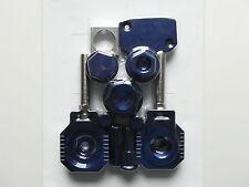 MX CNC Color Parts Kit  KTM SX SXF 125-505 07 08 09 10 11 12 blau