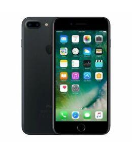 IPHONE 7 PLUS RICONDIZIONATO 32GB NERO APPLE USATO RIGENERATO GRADO C 