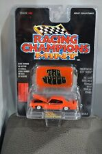 Racing Champions Mint Orange 1969 Pontiac GTO Judge 1:62 Scale Diecast Car