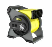 Pivoting Blower Fan Stanley High Velocity Cooling
