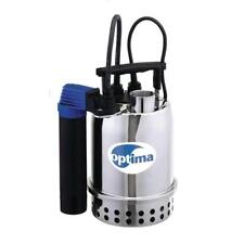 Ebara Optima MS Tauchpumpe Schmutzwasser Pumpe m. 5m Kabel Magnet- Schwimmersch