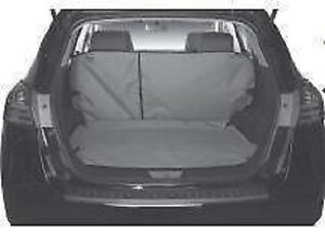 Vehicle Custom Cargo Area Liner GREY Fits 2007-12 Volkswagen Golf/GTI/Rabbit/R32