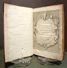 EISENBERG : Anti-maquignonage... 1753 - hippiatrie - grand format illustré