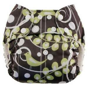EcoNappi by Swaddlebees (Blueberry) organic pocket diaper in Tweets - NEW!