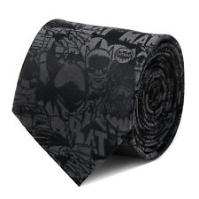 DC Comics Batman Comic Black Tie, Officially Licensed