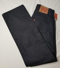 Vintage Levis 501 Jeans Grade A W29 L34 Black