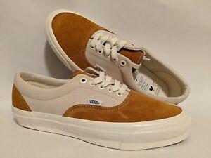 Vans New OG Era LX Suede/Nubuck Pumpkin Spice Men Size USA 9 UK 8.5 EUR 42