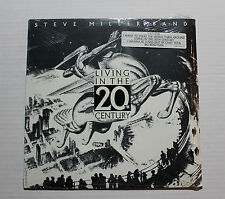 STEVE MILLER BAND Living In The 20th Century LP Capitol PJ-12445 US 1986 M 5D