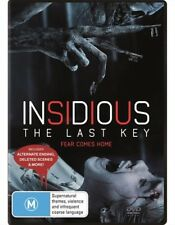INSIDIOUS - The LAST KEY : NEW DVD