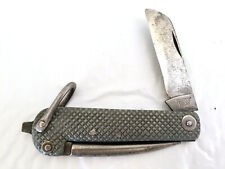 New ListingJ. Rodgers & Sons 1943 Ww Ii British Navy Folding Riggers Knife Sheffield