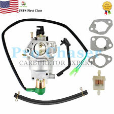 H139J-32 Carburetor with Solenoid for Generac GP5500 GP6500 Generator