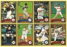 2011 Topps Baseball Series 1 2 Update Gold Parallel Rookie Lucroy Lot (x10)