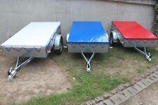 Anhänger Plane für STEMA 750 Kg 2.08 x 1.15 x 7  in LKW Plane 680 gr/m² Qualität