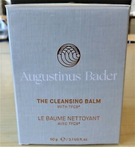 AUGUSTINUS BADER THE CLEANSING BALM 90G + CLEANSING CLOTH BOXED & CELLO WRAPPED