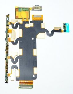 Original Sony xperia Z1 L39h C6902 Page Buttons Flex Side Key Flex