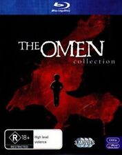 The Omen Trilogy Blu-ray Region B