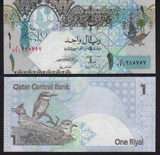Qatar 1 RIYAL 2015, Nuovo di zecca UNC P28