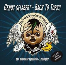 V/A - Genug Gelabert - Back To Topic [CD]