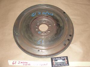 OEM 61 Chevy Impala L6 STRAIGHT 6 CYLINDER ENGINE FLYWHEEL FLEXPLATE #875410